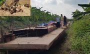 Trộm tàu 180 tấn ở Thái Bình mang sang Hải Dương để tháo dỡ mang đi bán