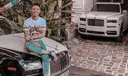 Cận cảnh siêu xe Rolls-Royce Cullinan hơn 40 tỷ đại gia Minh Nhựa mới tậu