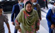 Vợ cựu Thủ tướng Malaysia chi 33.000 USD mỗi tháng để giữ hình ảnh