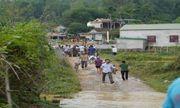 3 học sinh tiểu học ở Nghệ An rơi xuống khe suối tử vong