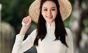 Cô gái chân dài 1,21m thi Hoa hậu Việt Nam 2020, sở hữu nụ cười tỏa nắng