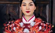 Thanh Hằng đầy quyền lực trong bộ phượng bào nặng 9,5 kg tái hiện chân dung Thái hậu Dương Vân Nga