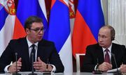 Tổng thống Putin đích thân xin lỗi người đồng cấp Serbia vì bức ảnh gây tranh cãi