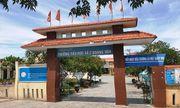 Quảng Bình: Nữ hiệu trưởng dọa đem xăng