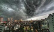 Tin tức dự báo thời tiết mới nhất hôm nay 13/9/2020: Hà Nội mưa dông