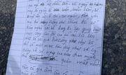 Vụ người cha trẻ nhảy cầu tự tử ở Hải Phòng: Bức thư gửi con trai 2 tuổi có nội dung gì?