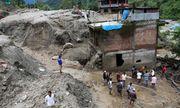 Mưa lớn gây lở đất ở Nepal, ít nhất 30 người thiệt mạng và mất tích