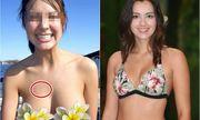 Tân Hoa hậu Hong Kong bị nghi lộ ảnh nhạy cảm khiến dư luận xôn xao