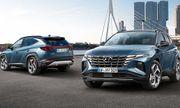 Huyndai Tucson 2021 ra mắt với thiết kế hoàn toàn mới, gây sức ép lên Honda CR-V và Mazda CX-5