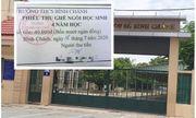 Vụ trường học ở TP.HCM thu tiền ghế ngồi chào cờ của học sinh: Yêu cầu trả lại khoản tiền đã thu