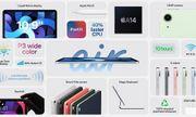 """Mở """"đại tiệc công nghệ"""", Apple trình làng những sản phẩm nào khiến fan """"đứng ngồi không yên""""?"""