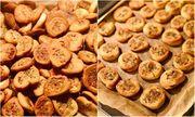 Công thức làm bánh chả thơm ngon, nhâm nhi ngày thu mát mẻ