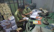 Hà Nội: Thu giữ gần 60.000 quyển sách lậu