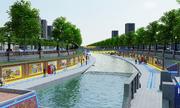 JVE đề xuất cải tạo sông Tô Lịch thành công viên Lịch sử - Văn hoá -Tâm linh