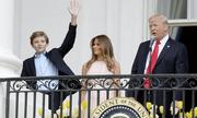 Barron Trump: Quý tử đẹp trai, khí chất và sở trường chơi thể thao
