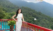 Nữ sinh Học viện Tài chính thi Hoa hậu Việt Nam 2020: Sắc vóc nóng bỏng, thần thái