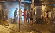 TP.HCM: Cháy quán cơm lúc rạng sáng, huy động nhiều người cùng phương tiện để dập lửa
