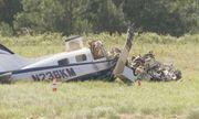 Rơi máy bay khiến 4 người thiệt mạng tại Mỹ