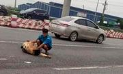Tin tai nạn giao thông mới nhất ngày 22/9/2020: Nguyên nhân bất ngờ vụ Trung úy CSGT bị tông gãy chân