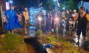 Đồng Nai: Một người ngã xuống mương, bị nước cuốn mất tích