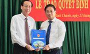 TP. HCM: Ông Đào Gia Vượng giữ chức Chủ tịch UBND huyện Bình Chánh