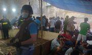 Huy động hơn 200 cảnh sát phá trường gà quy mô khủng trên đại lộ Võ Văn Kiệt