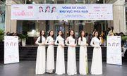 """Dàn thí sinh vòng sơ khảo phía Nam Hoa hậu Việt Nam 2020 đọ sắc """"một chín một mười"""""""