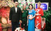 MC Quyền Linh, Ngọc Lan xúc động vì cuộc hôn nhân