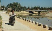 Quảng Ngãi: 30 hộ dân đồng lòng hiến hơn 3.000m2 đất xây kè chống sạt lở