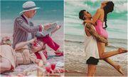 7749 concept chụp ảnh của vợ chồng Minh Nhựa đều toát ra