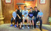 BTV Quang Minh khoe ảnh gia đình