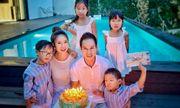 Đạo diễn Lý Hải được vợ và 4 con tặng quà lớn bất ngờ