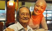NSND Lê Khanh xúc động khi công khai chia sẻ về người bạn gái của bố