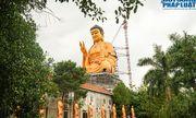 Chiêm ngưỡng vẻ kỳ vĩ của pho tượng phật cao 72m lớn nhất Đông Nam Á tại Hà Nội