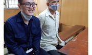 Lãnh án kịch khung, 2 kẻ buôn ma túy khóc, cười giữa tòa