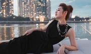 Á hậu Tú Anh thừa nhận đắt show hơn từ khi có con