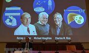 """Giải Nobel Y học 2020 """"gọi tên"""" ba nhà khoa học với nghiên cứu về viêm gan C"""