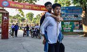 Thiếu 0,25 điểm, giấc mơ vào đại học Y Hà Nội của nam sinh 10 năm cõng bạn đến trường vụt tắt