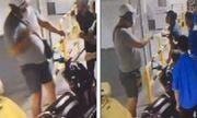 Vụ clip thanh niên kề dao vào cổ người nước ngoài ở tầng hầm chung cư: Công an vào cuộc
