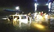 Vụ ô tô lao xuống sông, 5 người tử vong ở Nghệ An: Ai là chủ nhân chiếc xe?