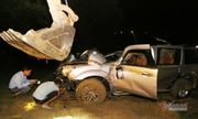 Vụ ô tô lao xuống sông, 5 người tử vong ở Nghệ An: Tài xế không làm chủ tốc độ
