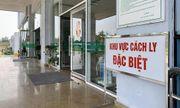 Nữ du học sinh nhập cảnh từ Anh mắc COVID-19, Việt Nam có 1.098 bệnh nhân