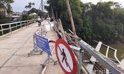Vụ ô tô lao xuống sông, 5 người tử vong ở Nghệ An: Chiếc cầu treo có