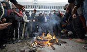Kyrgyzstan hủy bỏ kết quả bầu cử quốc hội sau khi biểu tình bùng nổ