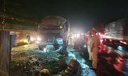 Tin tai nạn giao thông mới nhất ngày 8/10/2020: Xe khách va chạm ô tô tải, 20 người thương vong