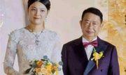 Cưới ông trùm khoáng sản Trung Quốc U60, cô dâu kém 25 tuổi tin