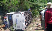 Vụ lật xe khách 15 người chết tại Quảng Bình: Chủ phương tiện bị khởi tố tội danh gì?