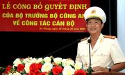 Thượng tá Nguyễn Nhật Trường giữ chức Phó Giám đốc Công an tỉnh An Giang