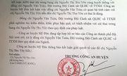 Hà Nội: Xem xét xử lý đội trưởng công an huyện khiến một người phụ nữ có thai