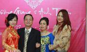 Nhan sắc như minh tinh TVB của chị gái ruột cho Hương Giang